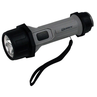 Dorcy 41-2608 2D LED Industrial Flashlight, 52 Lumen