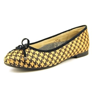 Propet Emma N/S Round Toe Suede Flats