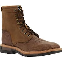 Twisted X Boots Men's MLCSL01 Distressed Shoulder/Distressed