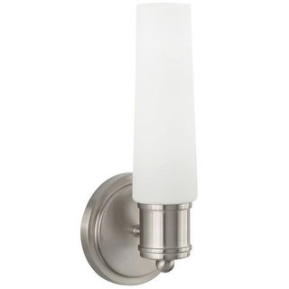 "Park Harbor PHVL2091 12"" Tall Single Light ADA Compliant Bathroom Fixture"