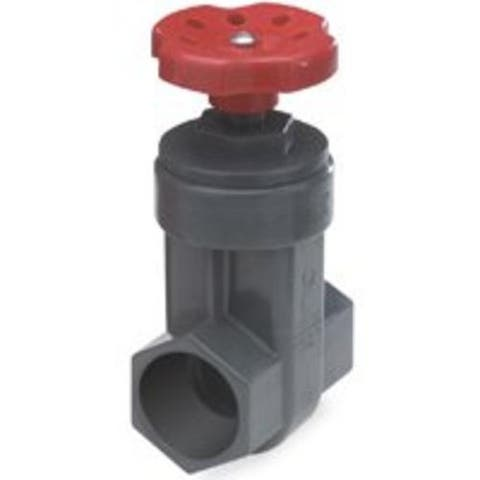 """Nds GVG-0500-T Fips Pvc Gate Valve, 1/2"""""""