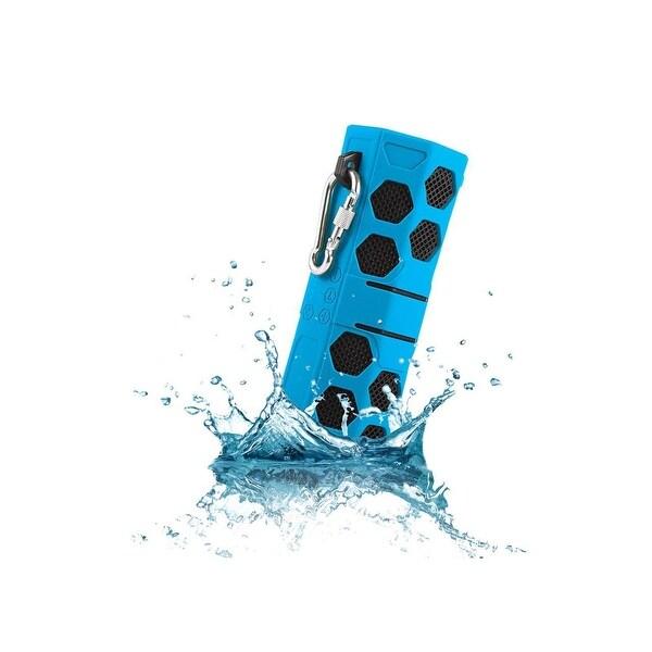 EDR Aqua Sound Water Proof Adventure Bluetooth Speaker with Bluetooth 2.1 5W