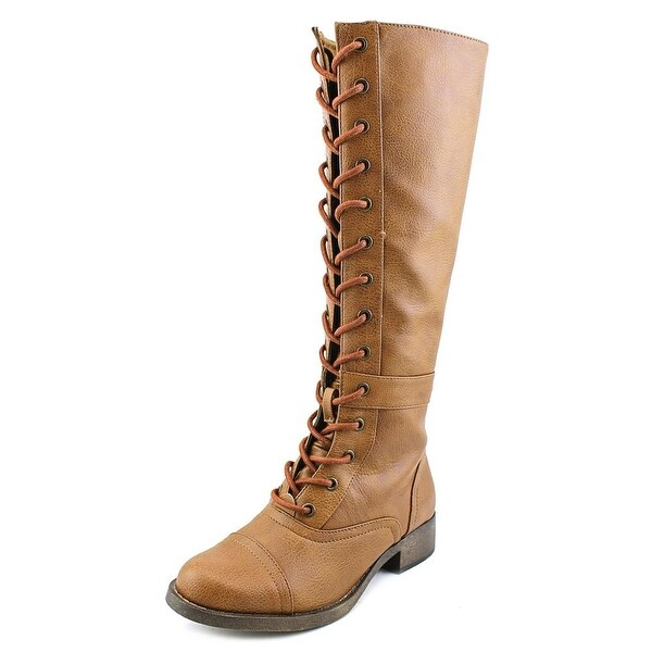 Rocket Dog Calypso Stag Women  Round Toe Synthetic  Knee High Boot