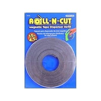 The Magnet Source Magnet Roll N Cut Refill 15'