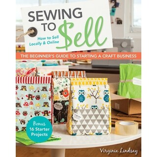 Stash Books-Sewing To Sell