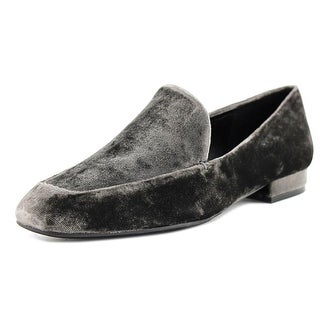Nine West Xalan Square Toe Canvas Loafer