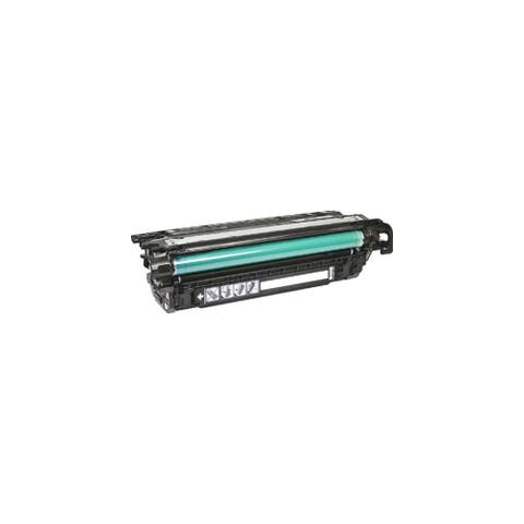 eReplacements CE260A-ER eReplacements Compatible Black Toner for HP CE260A, 647A - Laser