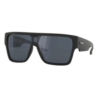 Carve Eyewear Limitless Matte Black With Polarized Grey Lens