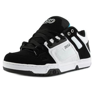 DVS Comanche Men Round Toe Leather Skate Shoe