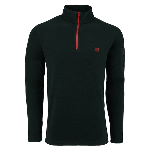 Shop Chaps Men s 1 4 Zip Fleece Sports Pullover - Free Shipping On Orders  Over  45 - - 27288538 72c183675