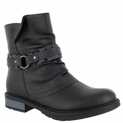Easy Street Womens Logan Closed Toe Mid-Calf Fashion Boots