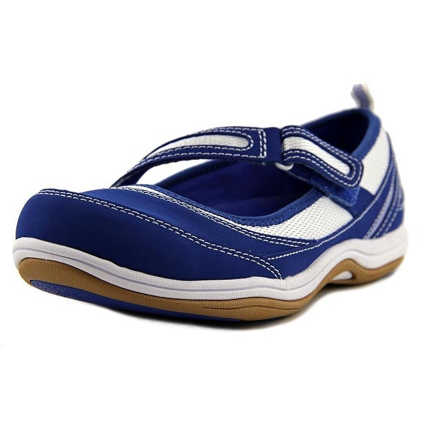 Easy Street Jules Women N/S Round Toe Leather Mary Janes