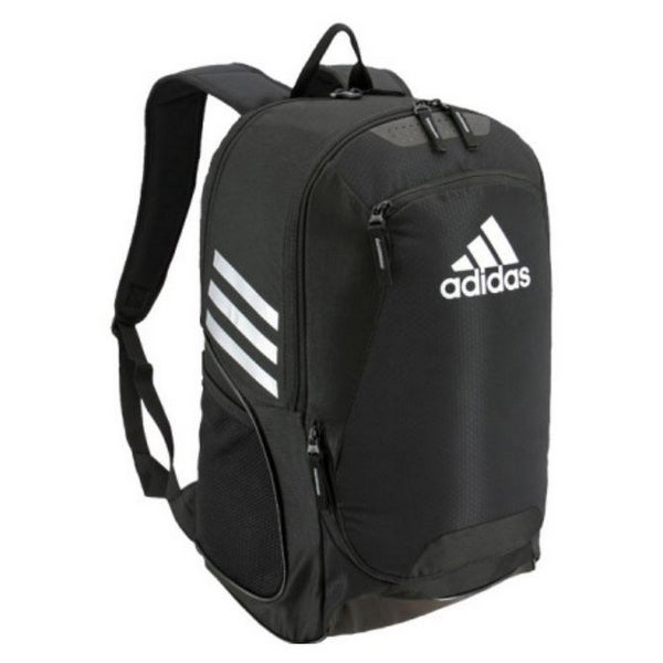 03c879240fe3 Adidas Stadium II Backpack Fits Soccer Ball Sport Bag 4 Gym Color Options  5144 - 12