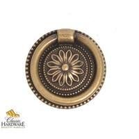 Bosetti Marella 100190 Louis XVI 1-7/8 Inch Diameter Ring Cabinet Pull