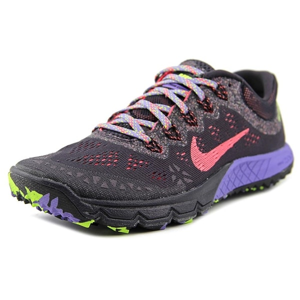 Nike Zoom Terra Kiger 2 Women Round Toe Synthetic Purple Running Shoe