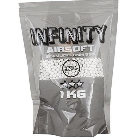 Infinity Bbs 1 Kg, White, 20G - White