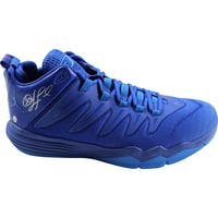 Chris Paul Blue Jordan CP3IX Shoe