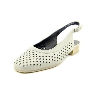 Ara Bindi Women N/S Round Toe Leather Slingback Heel