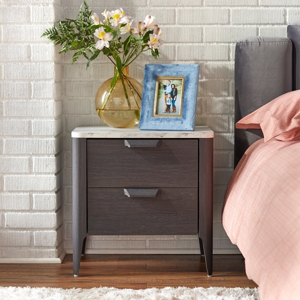 Simple Living Keely Nightstand. Opens flyout.