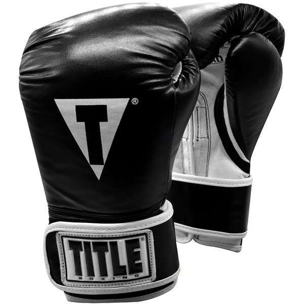 Boxing Gloves Title Boxing Gold Series Select Training