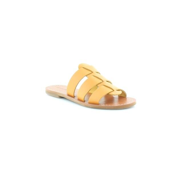 Lucky Brand Aisha Women's Sandals & Flip Flops Pollen - 5