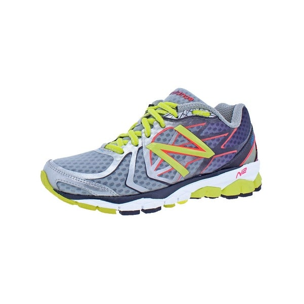 New Balance Womens 1080v4 Running Shoes TBEAM FantomFit - 6 medium (b,m)