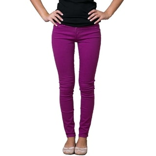 Henry and Belle Women's Super Skinny Ankle Orchid Size 31 Jeans