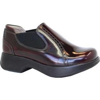 Dromedaris Women's Falcon Polished Coffee Bean Leather