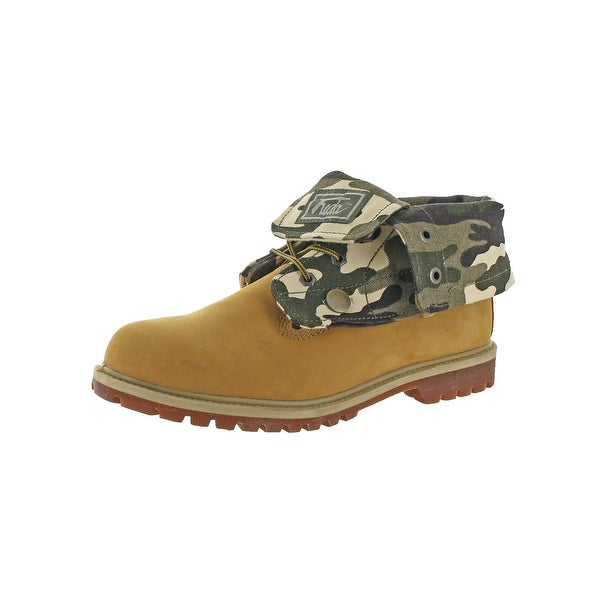 Fuda Mens Work Boots Leather Thermolite