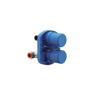 Fortis VALVE691 Thermostatic Valve Only with Volume Control and Integrated Diverter