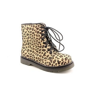 Dirty Laundry Machine Women Round Toe Synthetic Ankle Boot