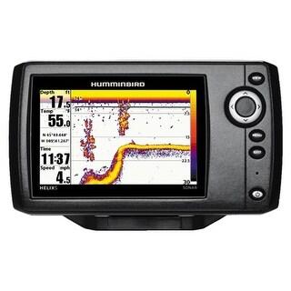 Humminbird Helix 5 DI G2 DualBeam sonar Plus Fishfinder w/ Transducer Included
