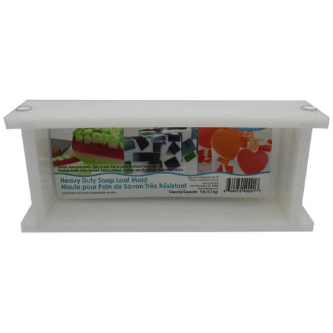Life/Party Heavy Duty Soap Loaf Mold