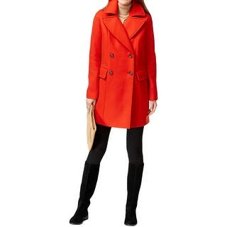 Vince Camuto Womens Petites Pea Coat Wool Blend Double-Breasted - pxs|https://ak1.ostkcdn.com/images/products/is/images/direct/166690aa77c632f6c73851a99c20930bc9cae2f8/Vince-Camuto-Womens-Petites-Pea-Coat-Wool-Blend-Double-Breasted.jpg?impolicy=medium
