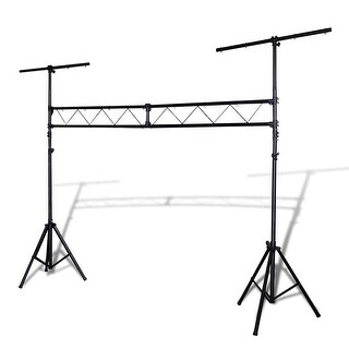 vidaXL Portable Lighting Truss System with 2 Tripods