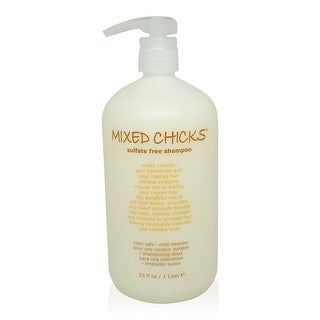 Mixed Chicks Sulfate-Free Shampoo 33 Oz