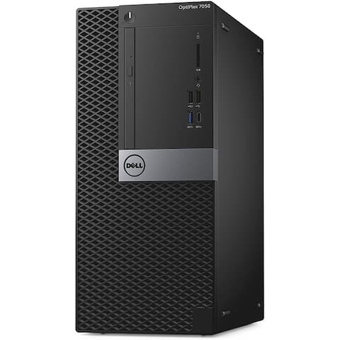 Dell OptiPlex 7050 - T i7-7700 16GB 512GB Win 10 Pro (Refurbished)