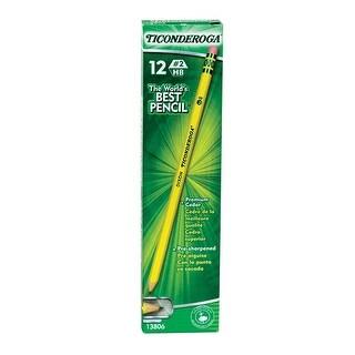 Dixon Ticonderoga No 2 Pencils Pre
