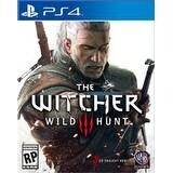 Witcher 3 Wild Hunt - Playstation 4