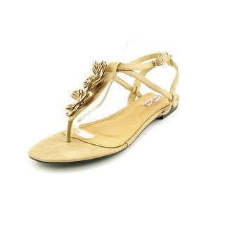 2 Lips Too Too Neroli Women Open Toe Synthetic Nude Sandals