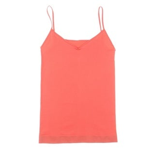 Shimera Womens V-Neck Fitted Camisole - M