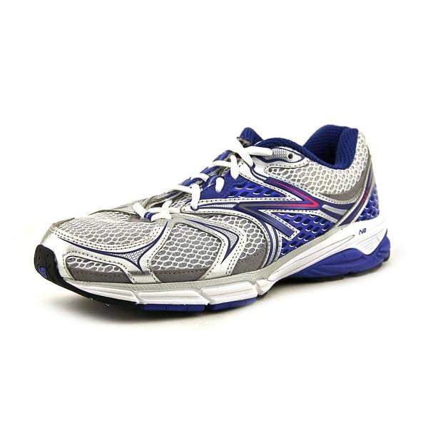 New Balance M840 Women Round Toe Synthetic White Walking Shoe
