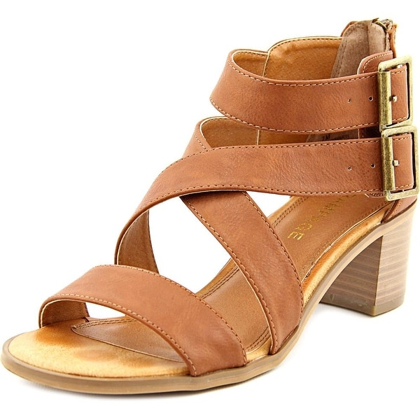 Rampage Havarti Women Open Toe Synthetic Sandals