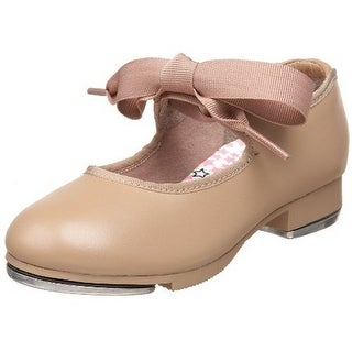 Capezio Kids Tyette Tap Shoes, Caramel
