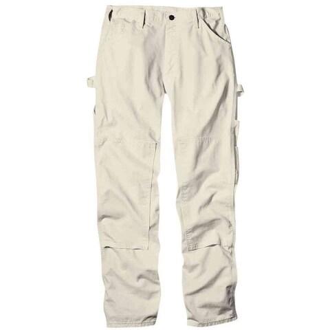 Dickies 2053NT 3630 Mens Double Knee Painter's Pant, 36x30, Natural