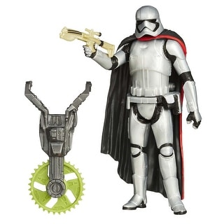 Star Wars The Force Awakens 3.75-Inch Figure: Captain Phasma