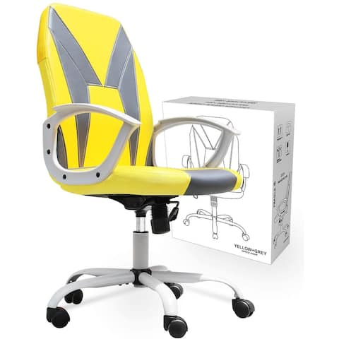 Leather Computer Chair PC Gaming Chair