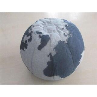 Authentic Models KD008 Globe Pouf Canvas