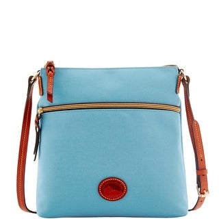 Dooney & Bourke Nylon Crossbody (Introduced by Dooney & Bourke at $129 in Sep 2016) - Heather