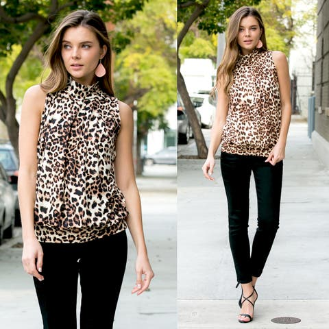 4473f0ff1fac Animal Tops | Find Great Women's Clothing Deals Shopping at Overstock